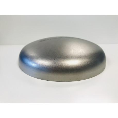 FOND BOMBE 33,7 X 2 316L